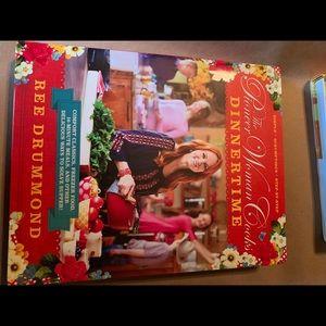 Pioneer Women cookbooks!